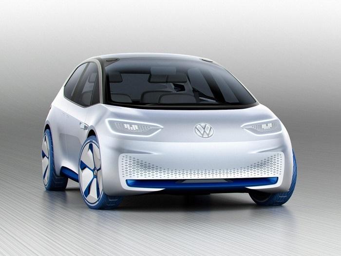 خودرو مفهومی فولکس