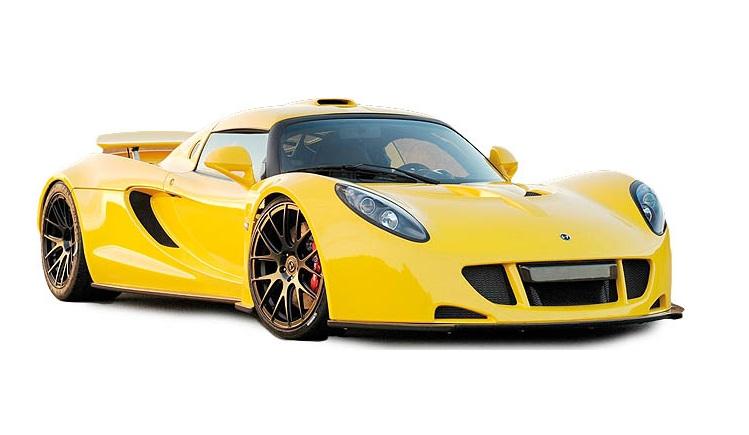 هنسی ونوم GT مدل 2011