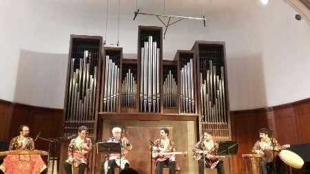 موسیقی ایران در مسکو