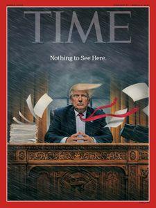 رسوایی در کاخ سفید!