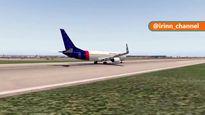 ویدئو دردناک آخرین لحظات مسافران هواپیمای اندونزی