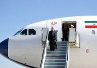 رییسجمهور وارد استان کردستان شد