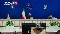 هشدار روحانی درباره قیمت دلار در بودجه ۱۴۰۰