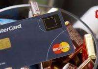 کارتهای اعتباری بیومتریک مسترکارت +فیلم