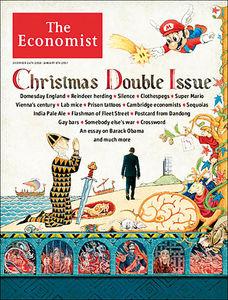 جهان ۲۰۱۶ از نگاه اکونومیست