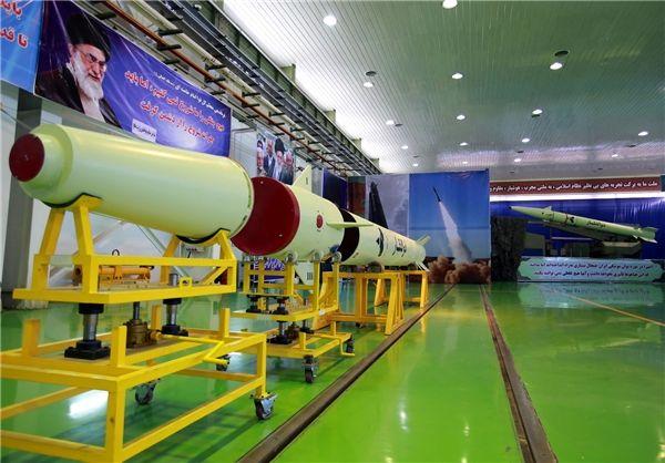 افتتاح خط تولید موشک ذوالفقار