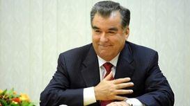 رقص و پایکوبی رییس جمهور تاجیکستان +فیلم