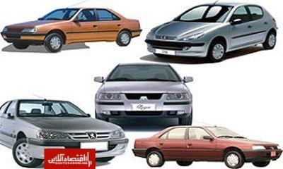 ۵ خودرو داخلی در پایینترین سطح کیفیت