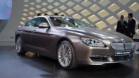 BMW در نمایشگاه بین المللی خودرو ژنو +فیلم