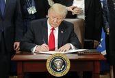 نام عراق از فرمان مهاجرتی جدید ترامپ حذف میشود