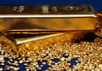 طلا در تقلا ماند