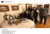 سال نو در خانه داوود رشیدی +عکس