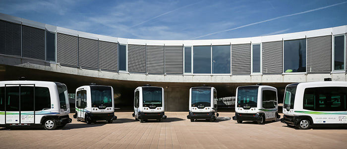 اتوبوس خودران EZ۱۰