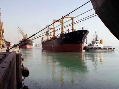 کشتیرانی در بحران