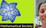 یک ایرانی اولین زن بنده جایزه جامعه ریاضیات اروپا+عکس