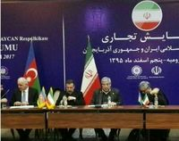 افزایش ۷۰ درصدی تجارت ایران و آذربایجان